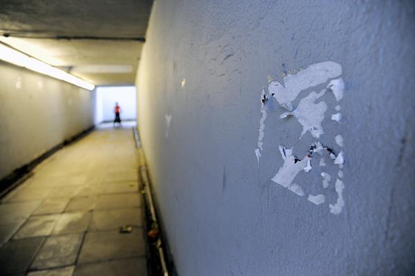 Rape sparks calls for underpass safety review