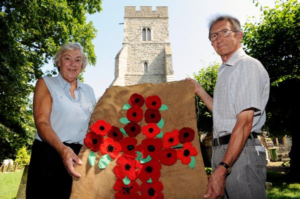 Community gets tight-knit for war commemoration