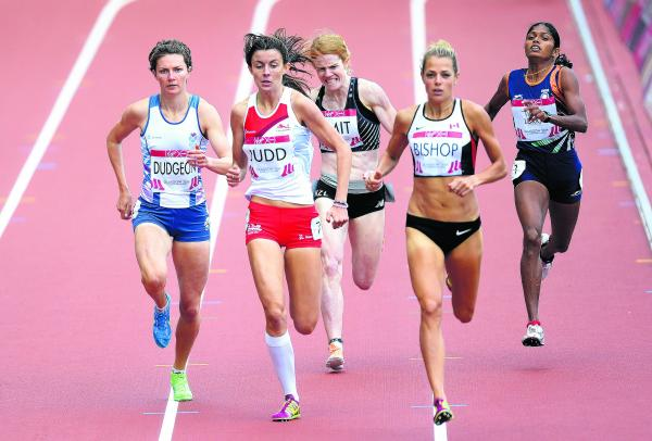 Jessica Judd starts her European Championships campaign toda