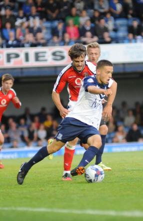 Jack Payne - in Phil Brown's thinking for this weekend's game at Ply