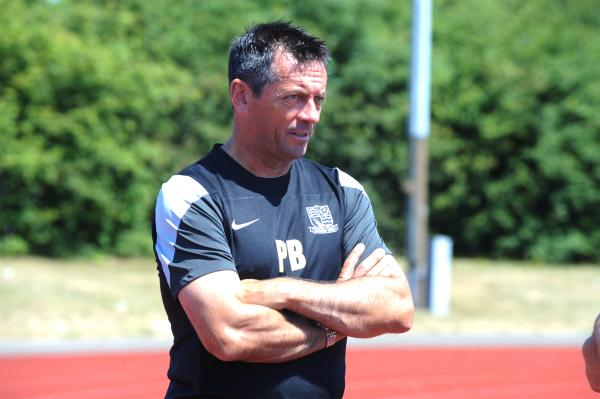 Phil Brown - still looking to bring in a new full-back