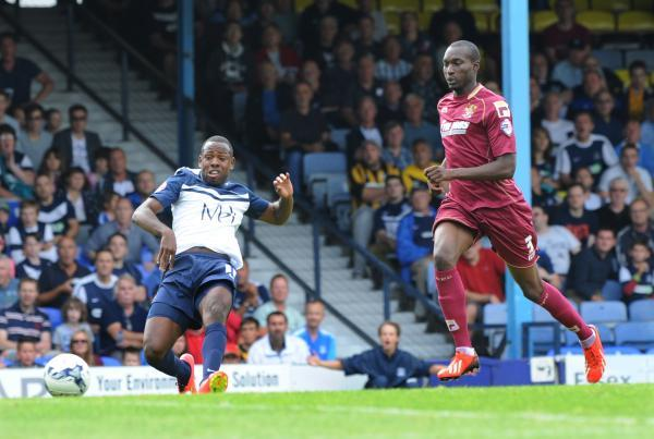 Myles Weston puts Southend United 1-0 in front