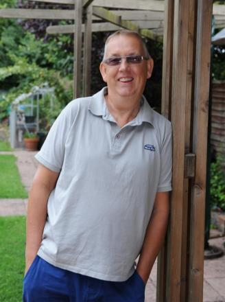 Drug trials – Kevin Hughes was given three years to live after he was diagnosed with advanced prostate cancer