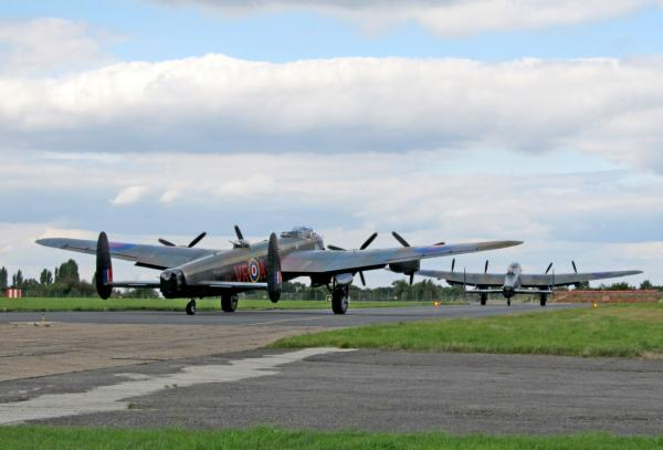 Battle of Britain flight at Southend Airport