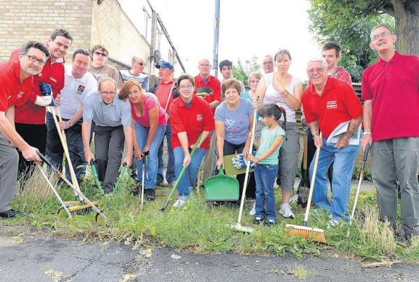 Our DIY clean ups on forgotten estates