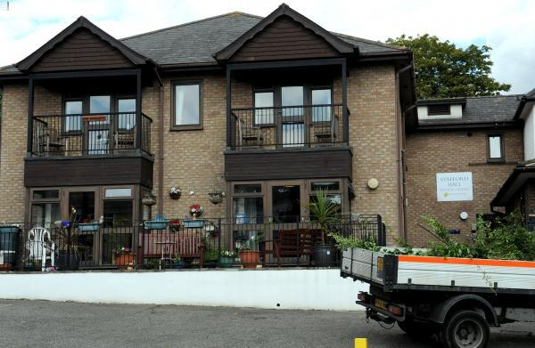 Care home rapped for too few staff