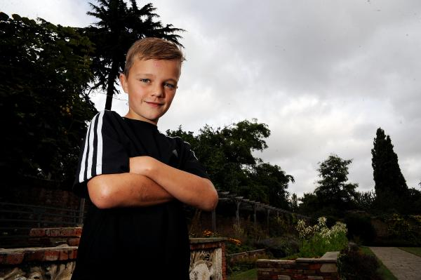 Freerunner, 11, to wow on Nickelodeon