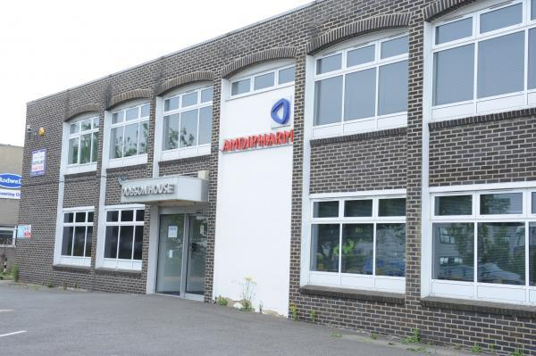 The new laboratory will be at Dobson House, in Bentalls, Basildon.