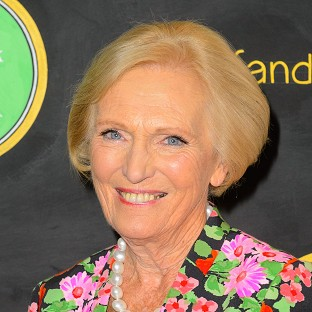 Mary Berry said she does not want to be a centenarian