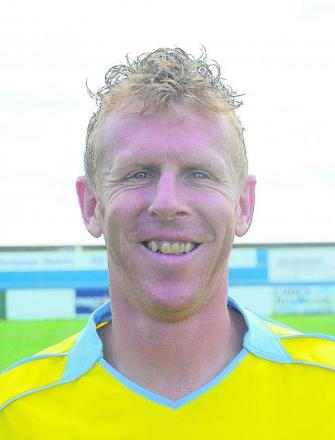 Steve Ward has returned to Canvey