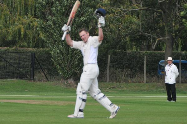 Hadleigh skipper Adam Soilleux has been in fine form in recent weeks