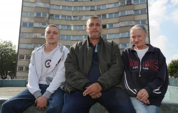 Residents urge council to come clean over tower blocks