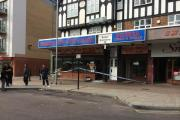 Tills swiped in Pitsea smash and grabs