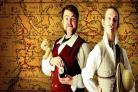 Time travelling duo – Morgan and West have confounded audiences around the world