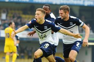 Southend United's Jack Payne: We're gunning for revenge against Burton Albion