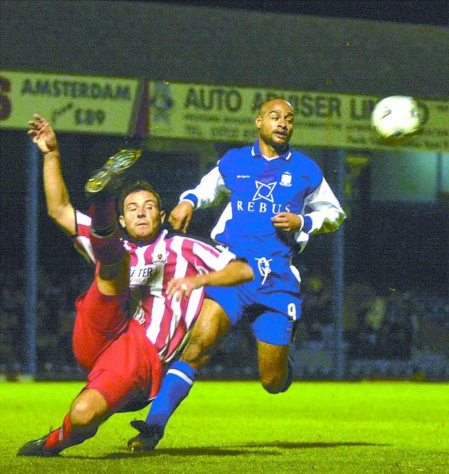 Catching Up With Former Southend United And York City Striker
