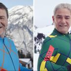 Echo: Phil Tufnell and Dom Parker become first to bow out of The Jump