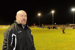 Billericay Town boss Craig Edwards: There is a sheep mentality towards our New Lodge pitch