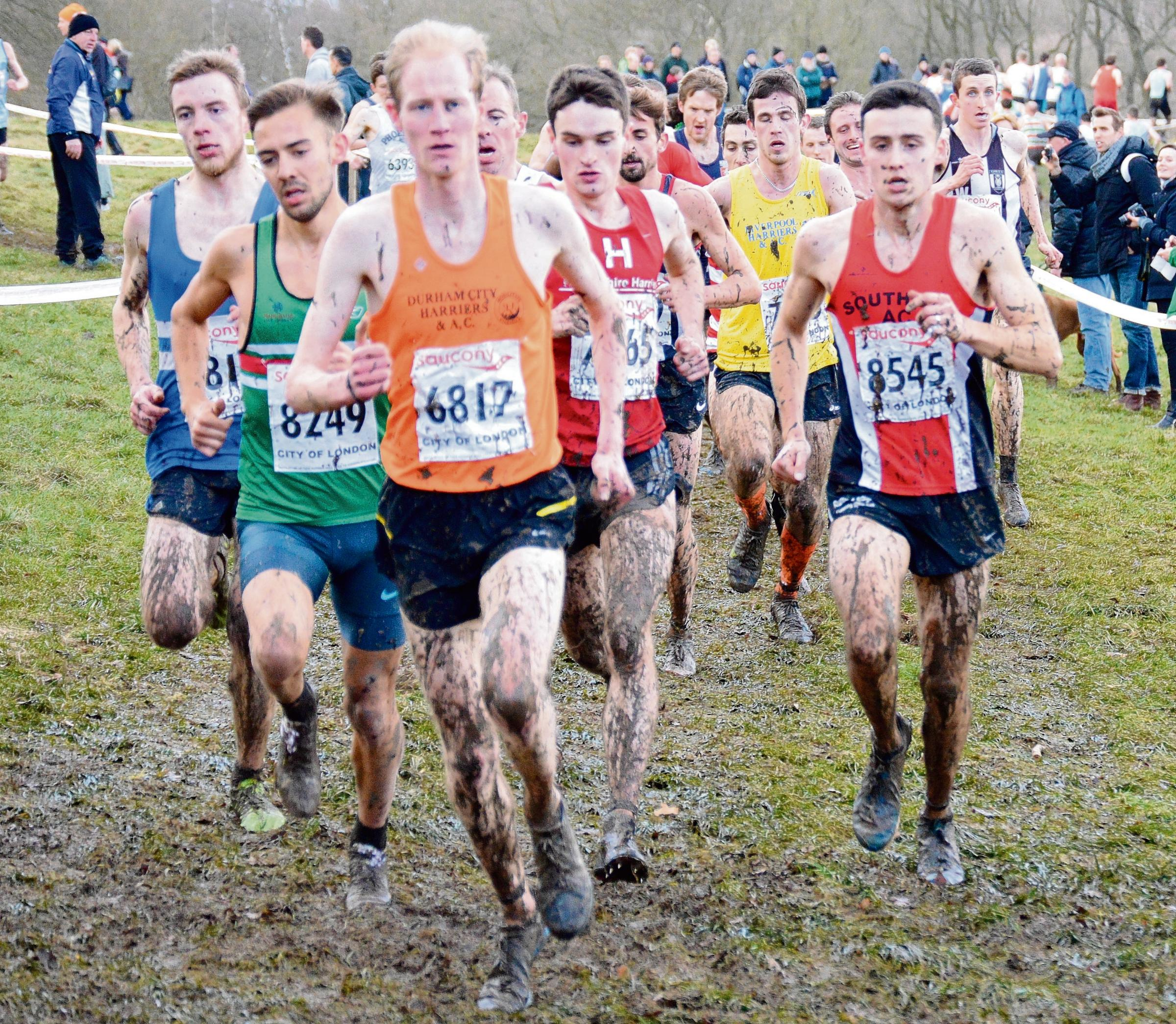 Mixed Fortunes At The English Cross Country Championships On