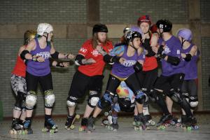 VIDEO: Time to get your skates on? Roller Derby arrives in Hawkwell