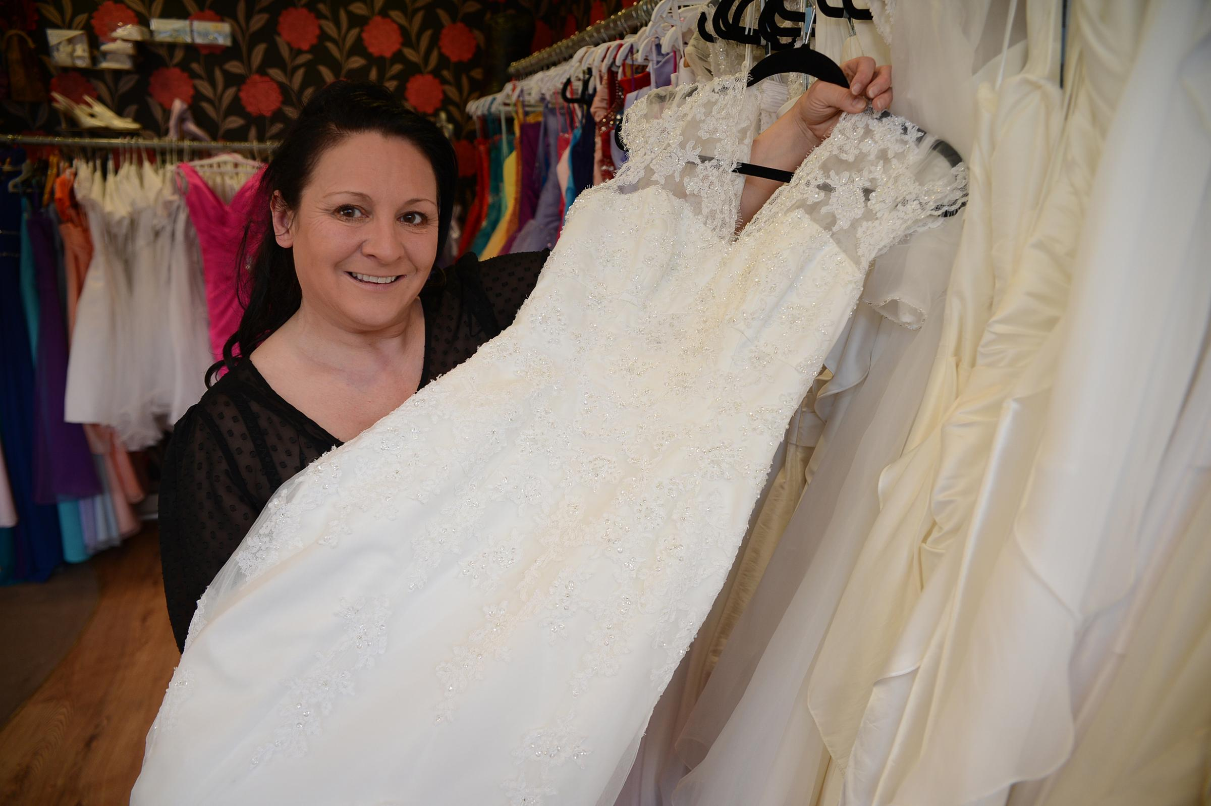 Shoebury bridal shop owner comes to rescue of distraught brides-to ...