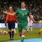 Echo: Shane Long is convinced the Republic's Euro 2016 fate remains in their own hands