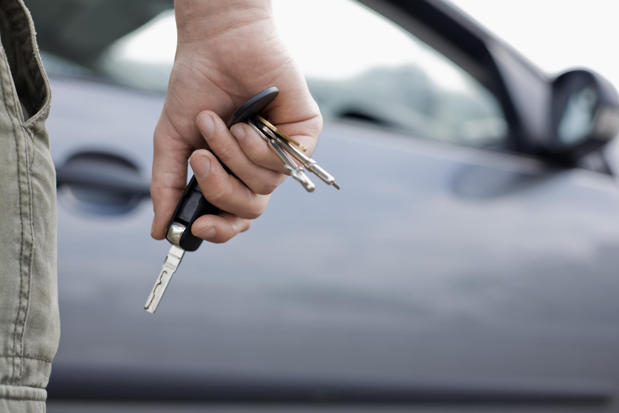 Warning over car thefts as they are taken without key