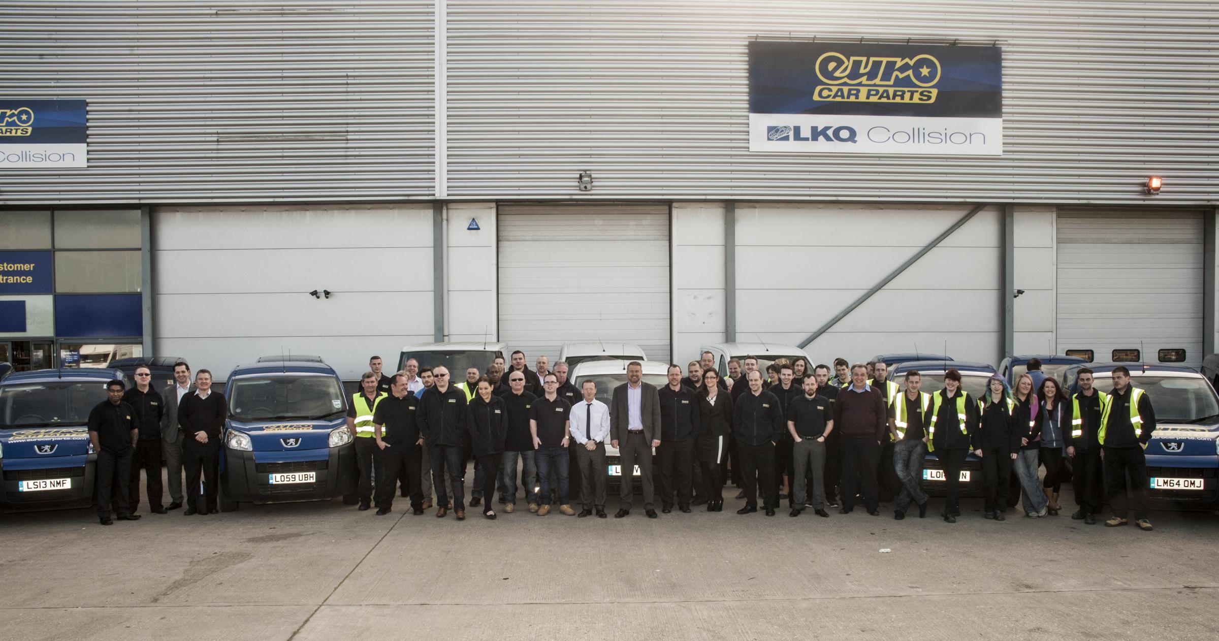 Car Part Supplier Opens Basildon Hub Echo