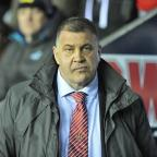 Echo: Shaun Wane was furious with Wigan's display