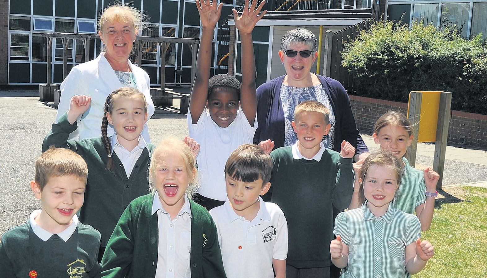 Schools merger will 'be boost for kids'