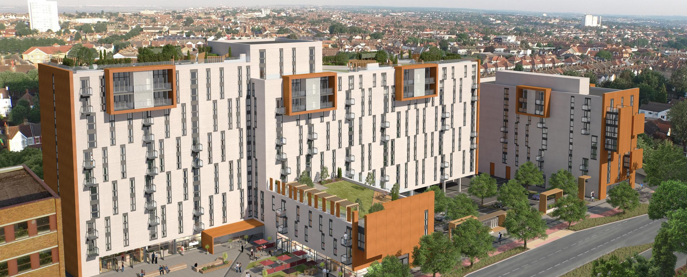 heath and carby tower blocks in southend set to finally be heath and carby tower blocks in southend set to finally be transformed from echo