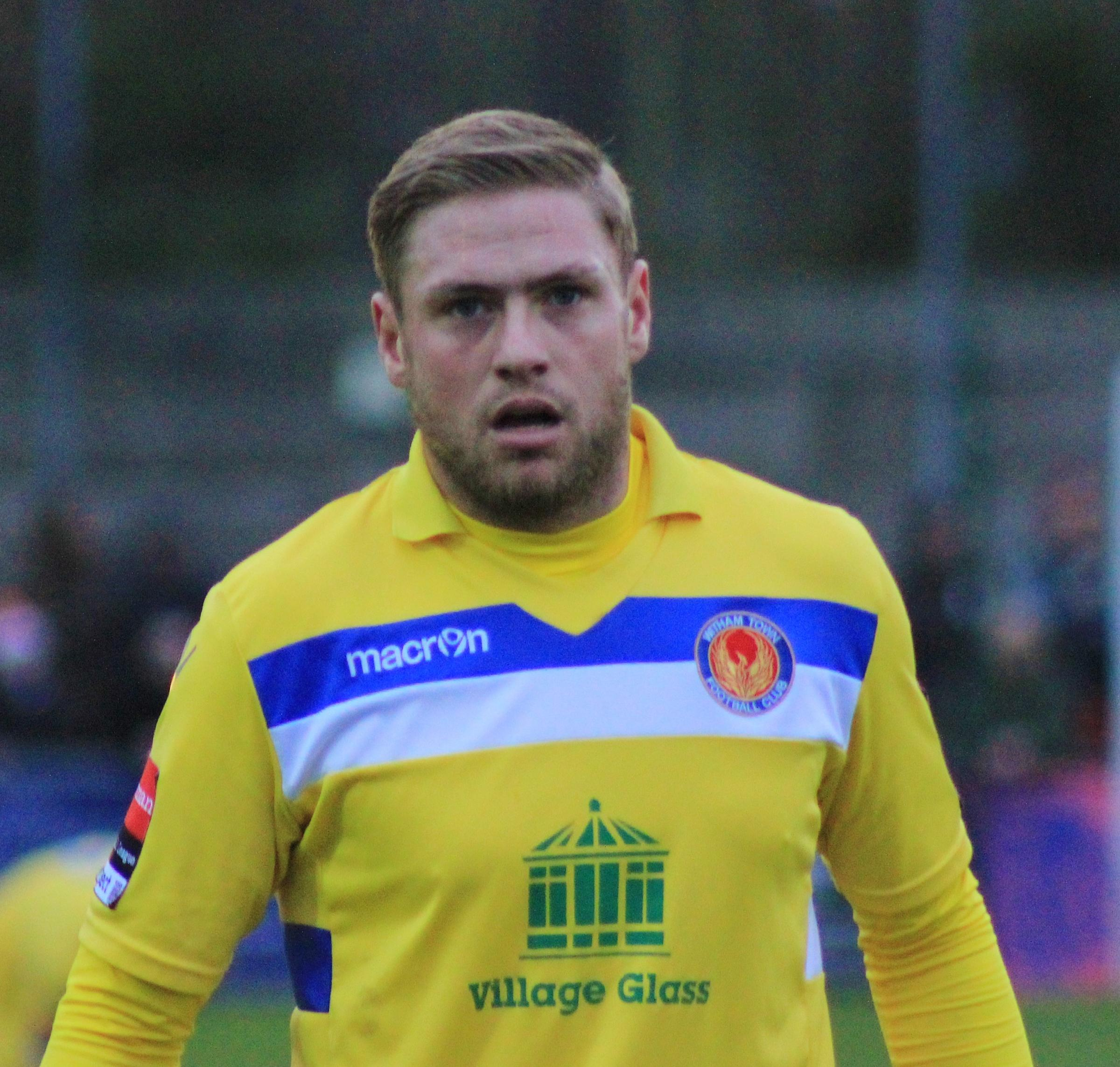 Jamie Guy - has signed for Billericay Town
