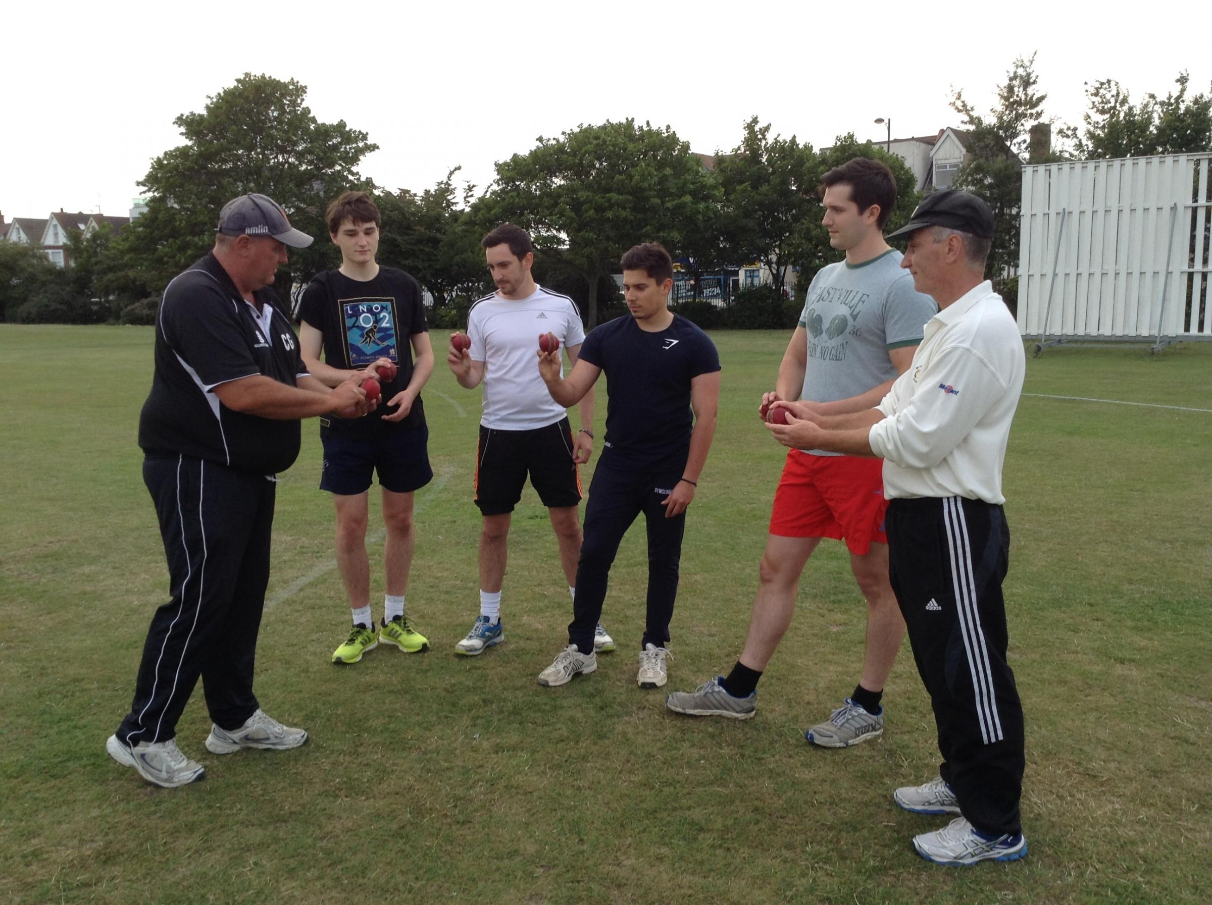 Chris Gladwin Chris Gladwin inspires Westcliff Cricket Club revival From Echo