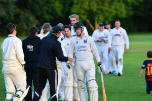 Cricket: Heartbreak for Joe Robbins as Southend & EMT miss out by four points