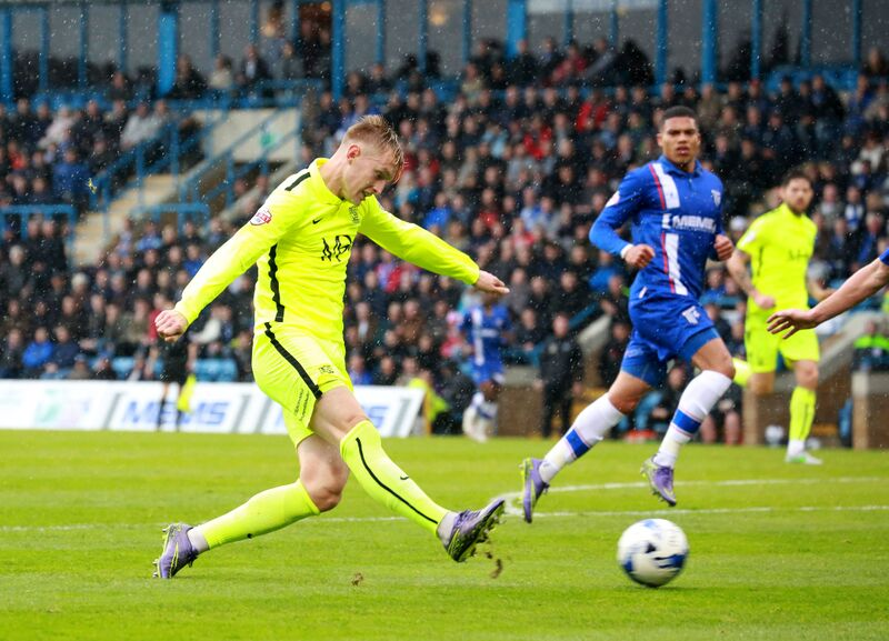 Joe Pigott - has been in fine form for Southend United