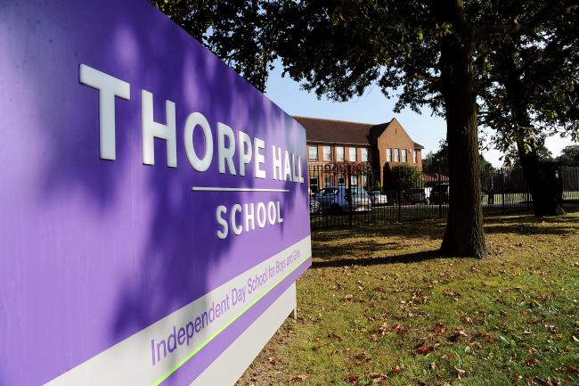 Private Southend school applies for new sports hall