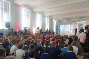 Southend pupils among select few to speak to British astronaut Tim Peake on International Space Station