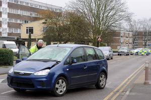 UPDATE: Man suffers serious head injuries after Basildon road accident