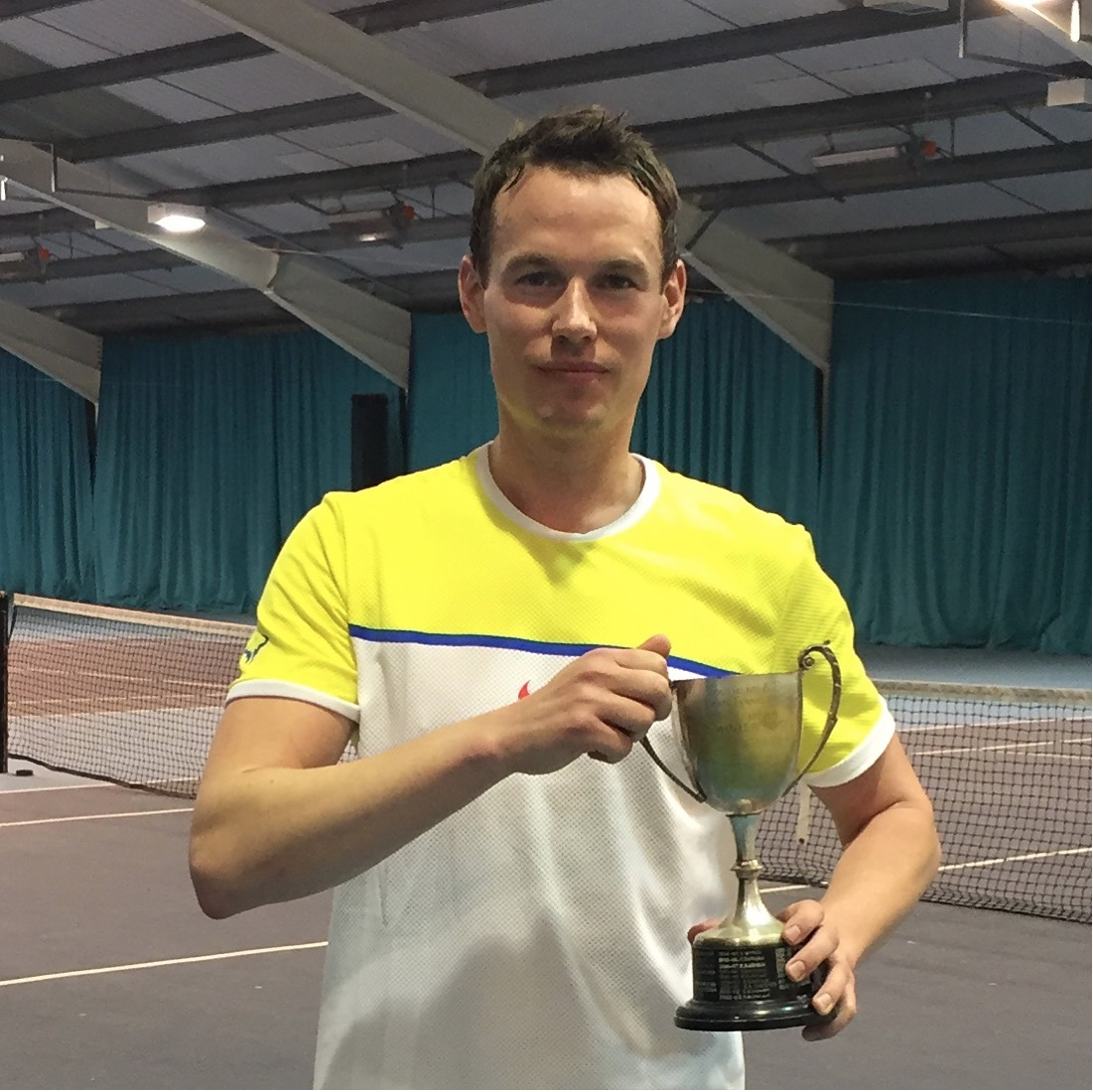 Tennis Double Delight For Clark And Lloyd At Southend District
