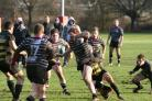 Thurrock Rugby Club - gunning for a third win in a row