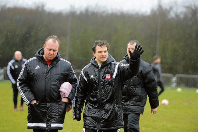 Rob Small Fa Vase Draw Has Given Bowers Pitsea Best Chance To