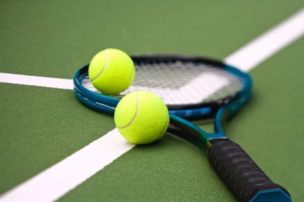 It's ladies' day at Rayleigh Lawn Tennis Club