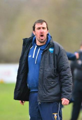 Rebuilding job - for Southend's director of rugby Chris Green