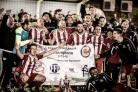 Victorious - Bowers & Pitsea won the league title last night