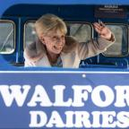 Echo: Dame Barbara Windsor makes her final return as Peggy Mitchell in EastEnders
