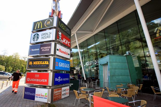 Echo: The best and worst motorway services have been revealed