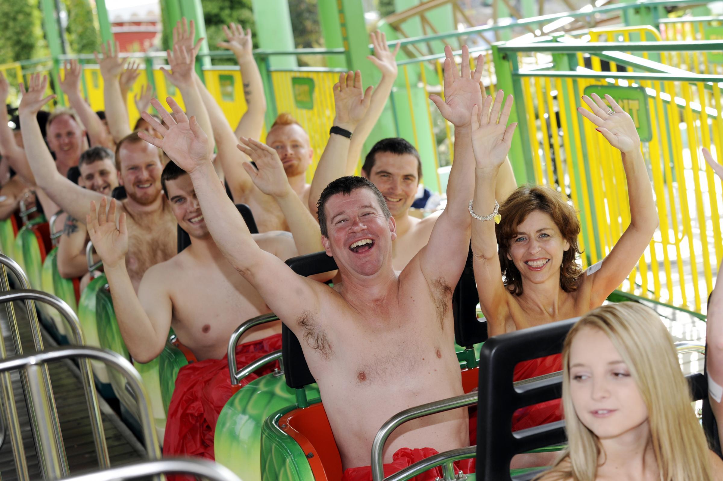Mature nude rollercoaster nightwear porn bride