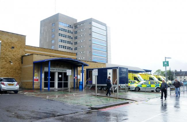 Southend Hospital is getting help with its ailing finances