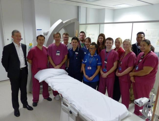 Video about life after cardiac arrest features Basildon Hospital ...