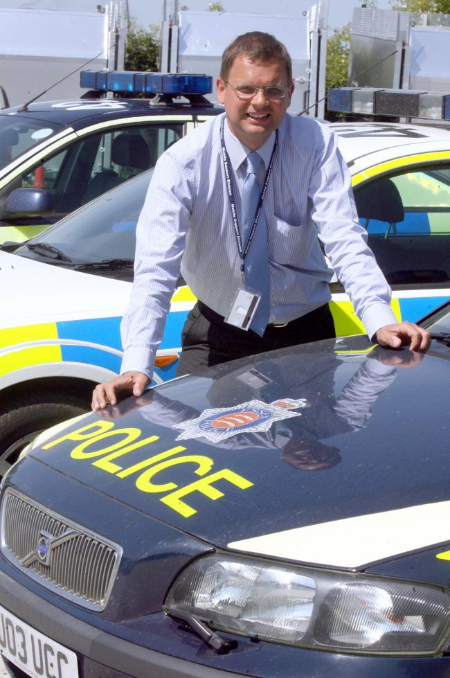 Crackdown- Essex Police's Adam Pipe